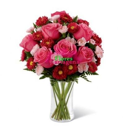 Rosas Pompom
