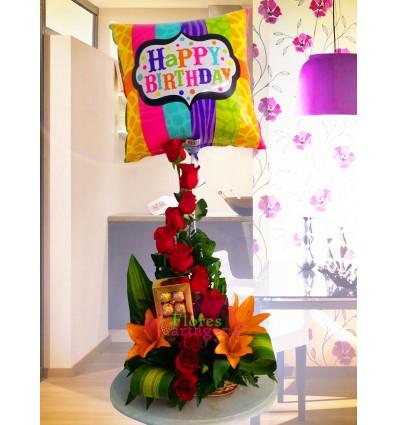 Cumpleaños Zig Zag